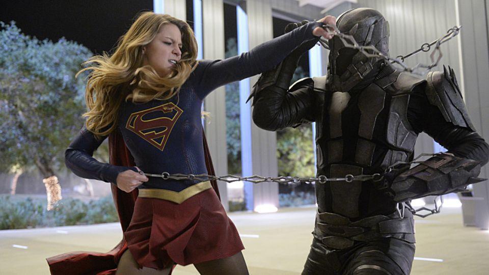Critiques Séries : Supergirl. Saison 1. Episode 14.