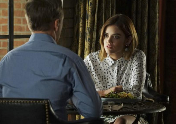 Critiques Séries : Pretty Little Liars. Saison 6. Episode 17.