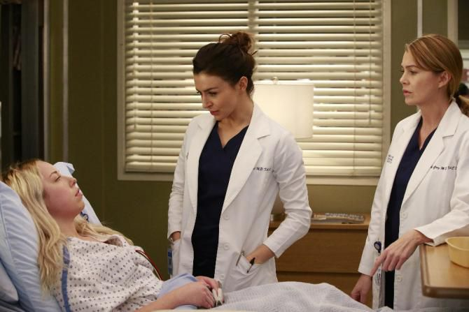Critiques Séries : Grey's Anatomy. Saison 12. Episode 12.