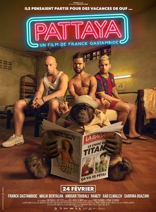 Critique Ciné : Pattaya (2016)