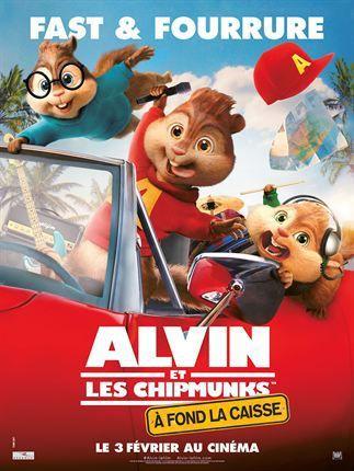 Critique Ciné : Alvin et les Chipmunks 4 : A Fond la Caisse (2016)