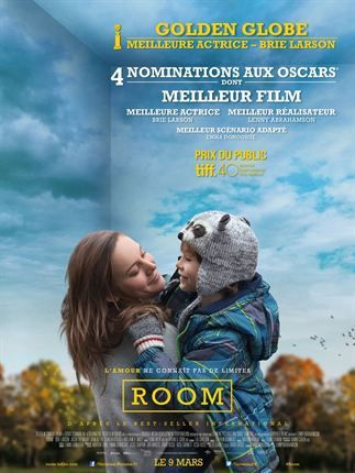 Critique Ciné : Room (2016)