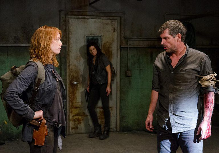 Critiques Séries : The Walking Dead. Saison 6. Episode 13.