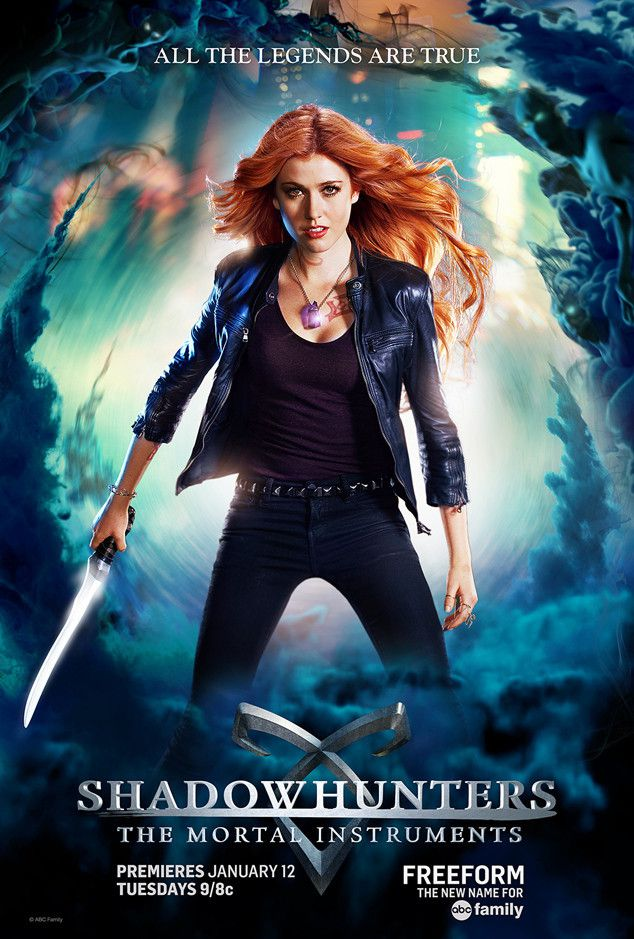 Critiques Séries : Shadowhunters : The Mortal Instruments. Saison 1. BILAN.