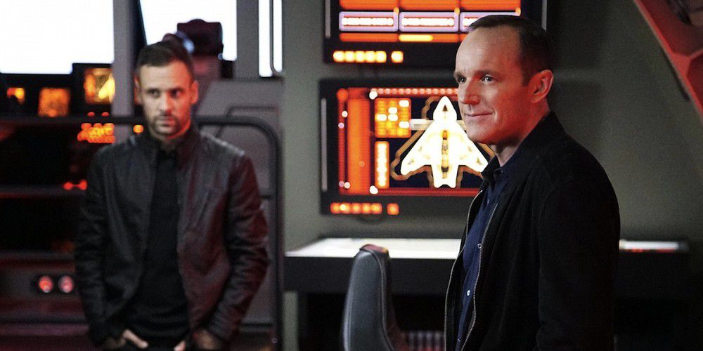 Critiques Séries : Marvel's Agents of S.H.I.E.L.D.. Saison 3. Episode 12.