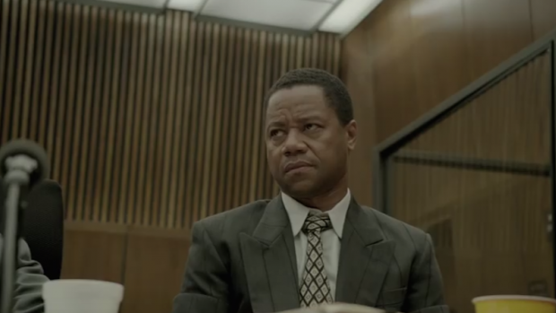 Critiques Séries : American Crime Story : The People vs. O.J. Simpson. Saison 1. Episode 7.