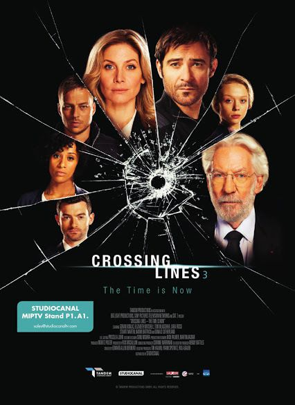 Critiques Séries : Crossing Lines. Saison 3. Episodes 5 à 12. BILAN.