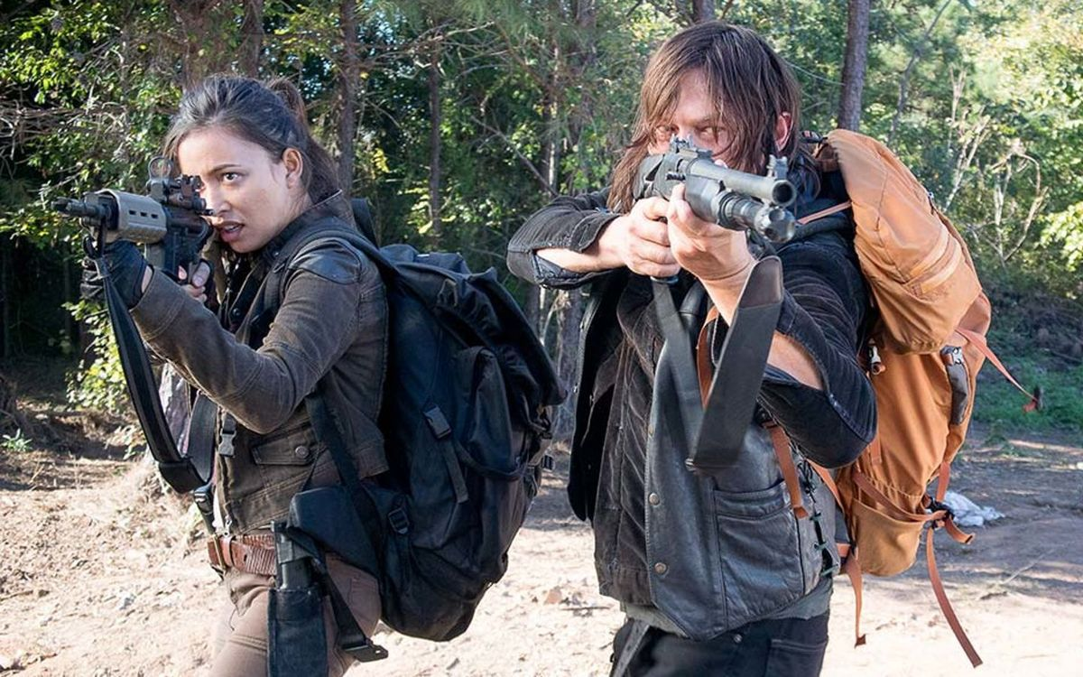 Critiques Séries : The Walking Dead. Saison 6. Episode 14.