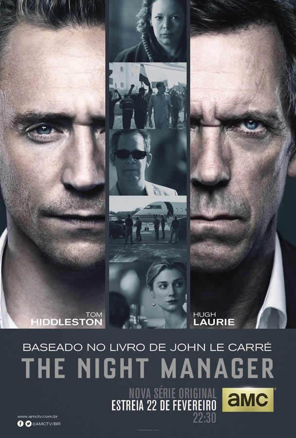 Critiques Séries : The Night Manager. Saison 1. BILAN.