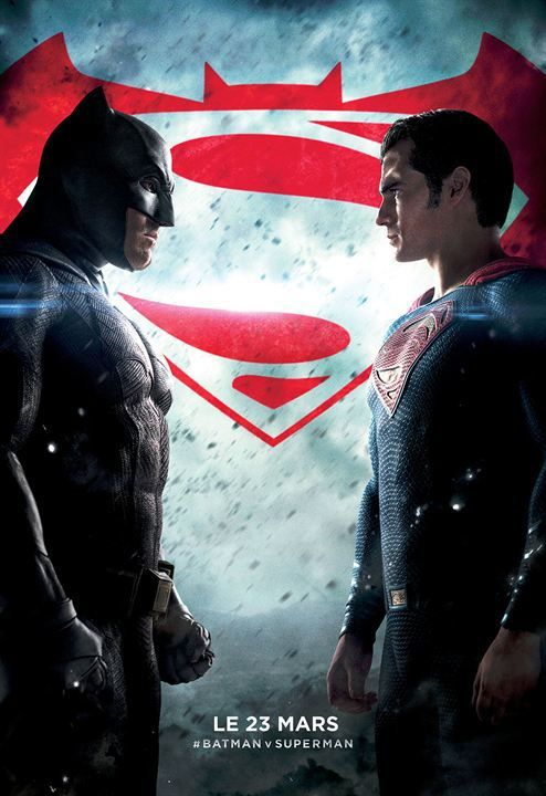 Critique Ciné : Batman v Superman : l'aube de la Justice (2016)