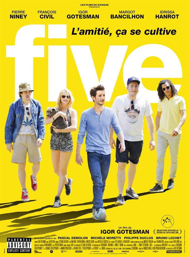Critique Ciné : Five (2016)
