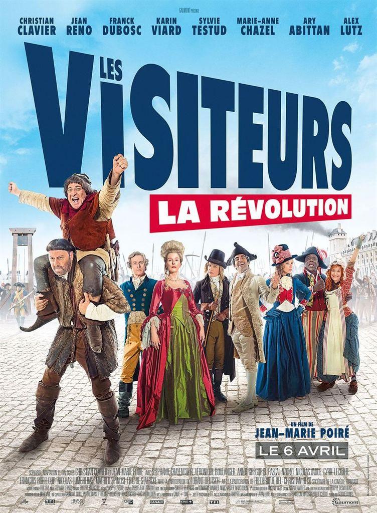 Critique Ciné : Les Visiteurs : la Révolution (2016)