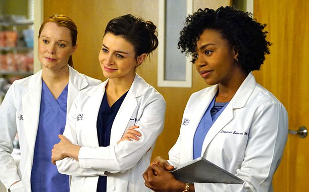 Critiques Séries : Grey's Anatomy. Saison 12. Episode 17.