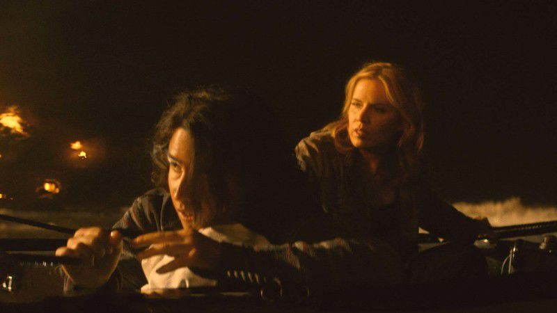 Critiques Séries : Fear The Walking Dead. Saison 2. Episode 1.