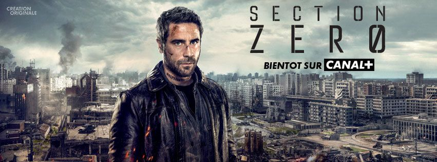 Critiques Séries : Section Zéro. Saison 1. BILAN (France).