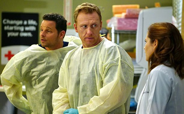 Critiques Séries : Grey's Anatomy. Saison 12. Episode 20.