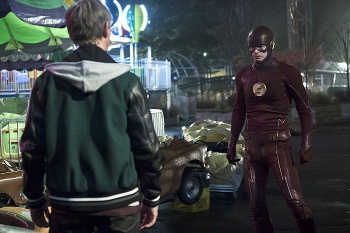 Critiques Séries : The Flash. Saison 2. Episode 19.