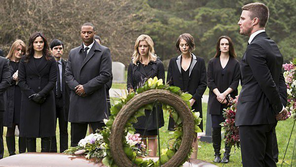 Critiques Séries : Arrow. Saison 4. Episode 19.