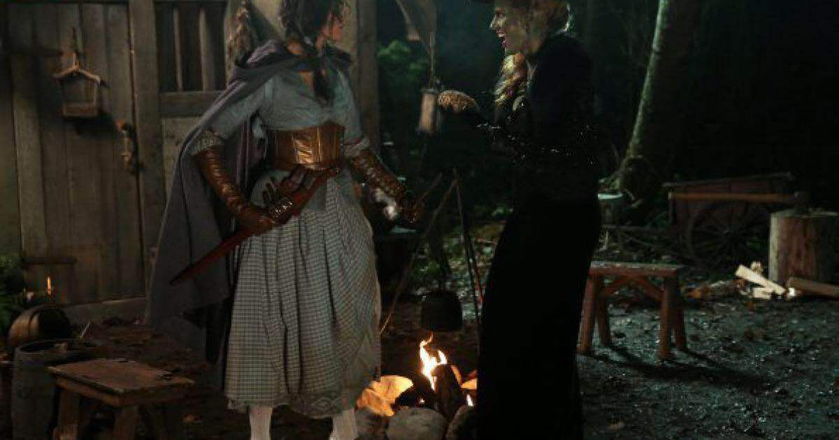 Critiques Séries : Once Upon a Time. Saison 5. Episodes 15, 16 et 17.