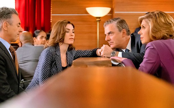 Critiques Séries : The Good Wife. Saison 7. Episode 21.