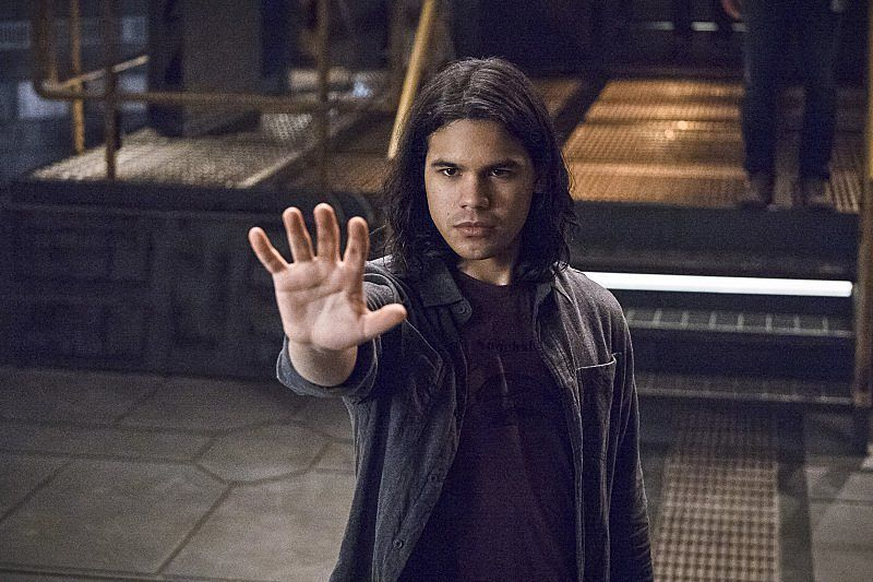 Critiques Séries : The Flash. Saison 2. Episode 20.