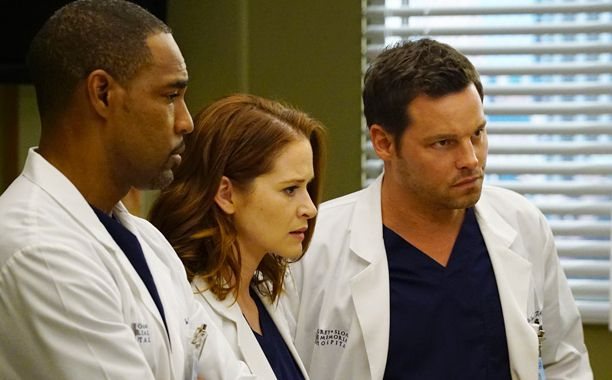 Critiques Séries : Grey's Anatomy. Saison 12. Episode 21.