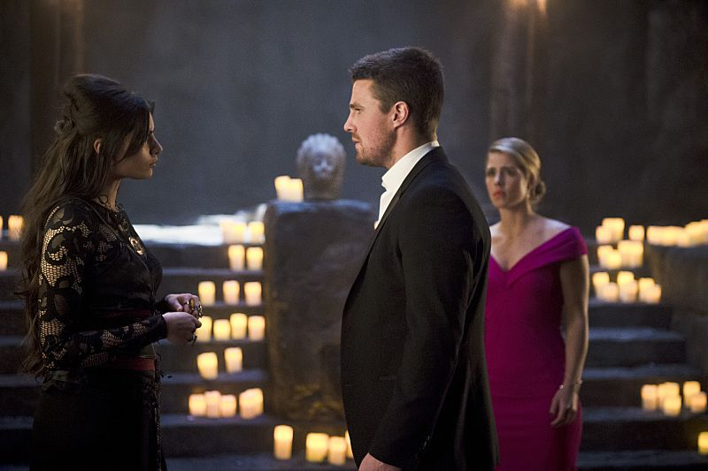 Critiques Séries : Arrow. Saison 4. Episode 20.