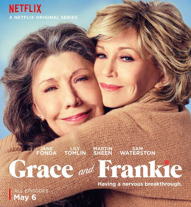 Critiques Séries : Grace and Frankie. Saison 2. BILAN.
