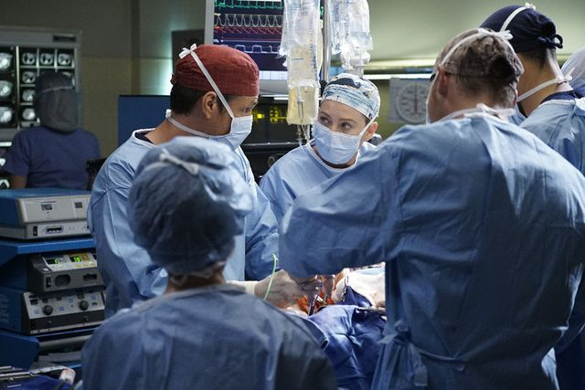 Critiques Séries : Grey's Anatomy. Saison 12. Episode 23.