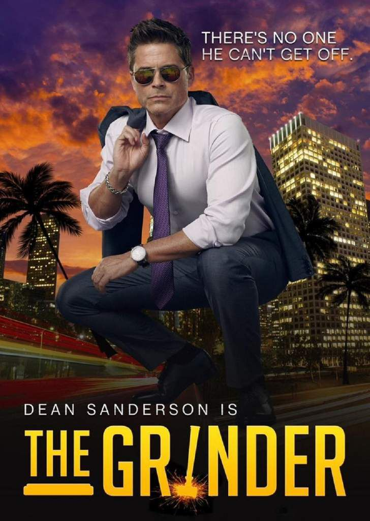 Critiques Séries : The Grinder. Saison 1. Episodes 14 à 22. BILAN.