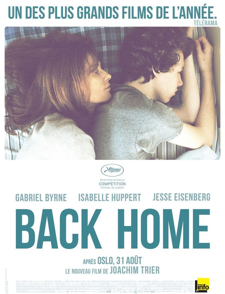 Critique Ciné : Back Home (2016)
