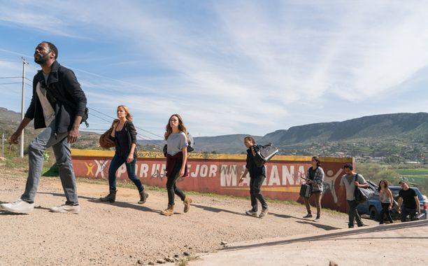Critiques Séries : Fear The Walking Dead. Saison 2. Episode 6.