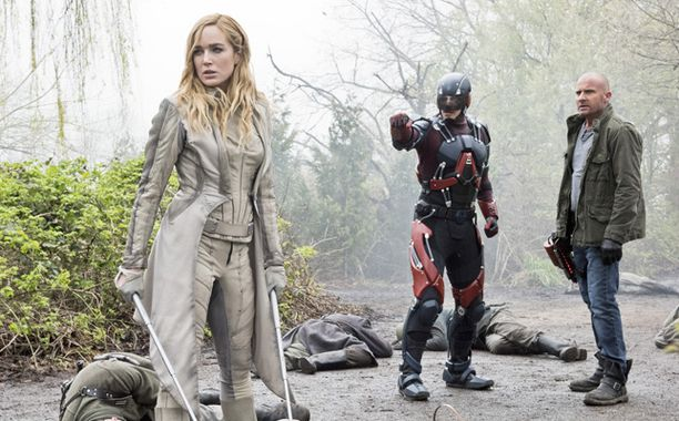 Critiques Séries : DC's Legends of Tomorrow. Saison 1. Episodes 14, 15 et 16.