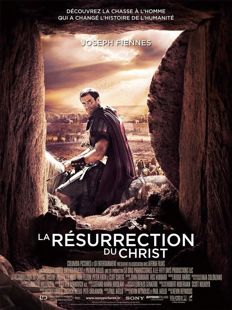 Critique Ciné : La Résurrection du Christ (2016)