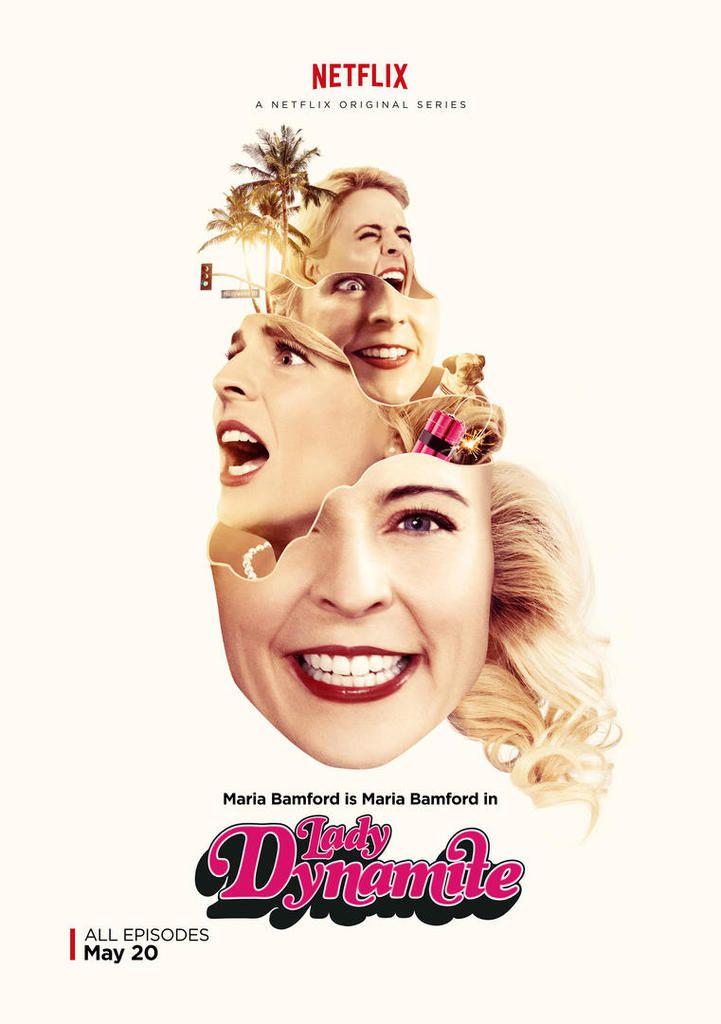 Critiques Séries : Lady Dynamite. Saison 1. BILAN.