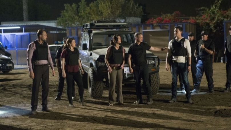Critiques Séries : Criminal Minds : Beyond Borders. Saison 1. Episodes 12 et 13.