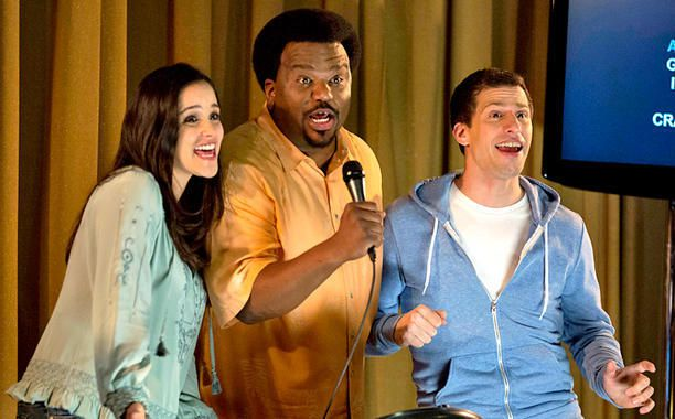 Critiques Séries : Brooklyn Nine-Nine. Saison 3. Episodes 12 et 13.