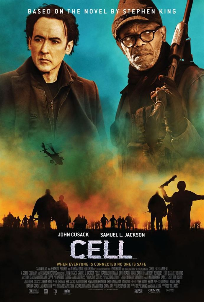 Critique Ciné : Cell Phone (2016)