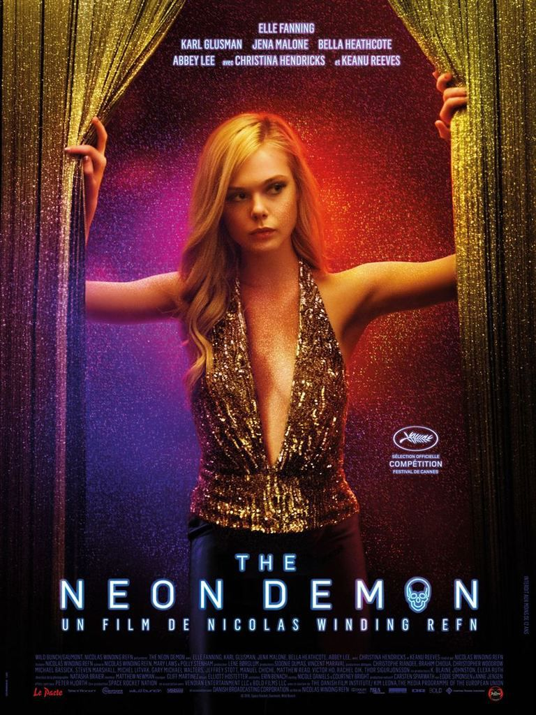 Critique Ciné : The Neon Demon (2016)