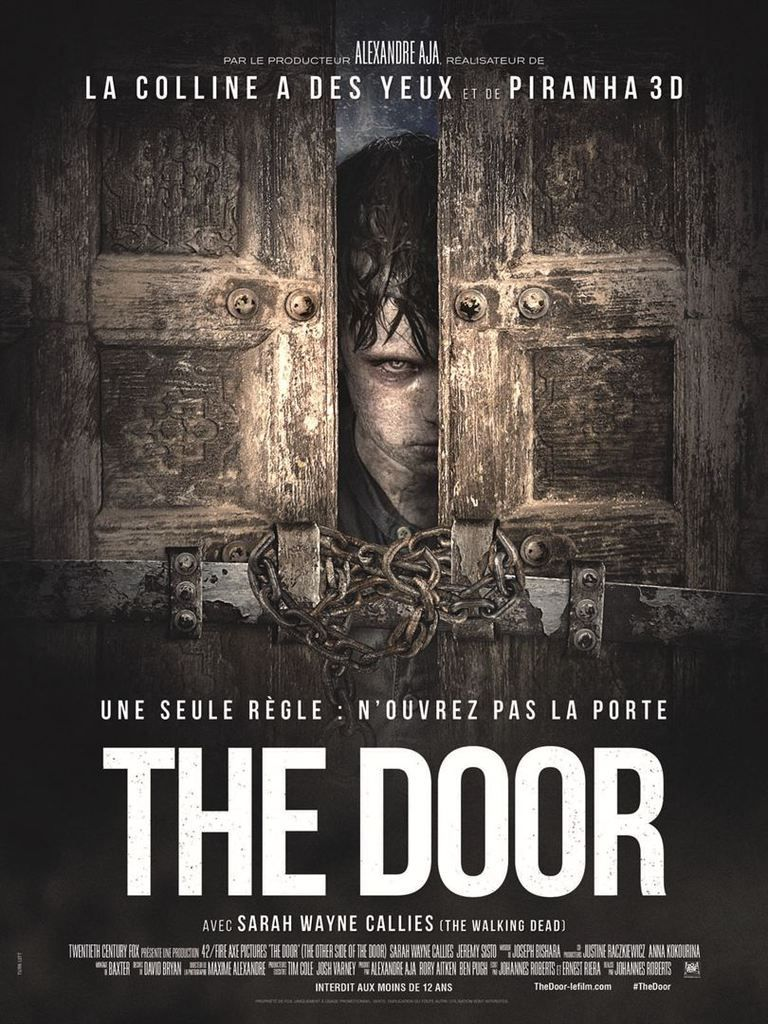 Critique Ciné : The Door (2016)
