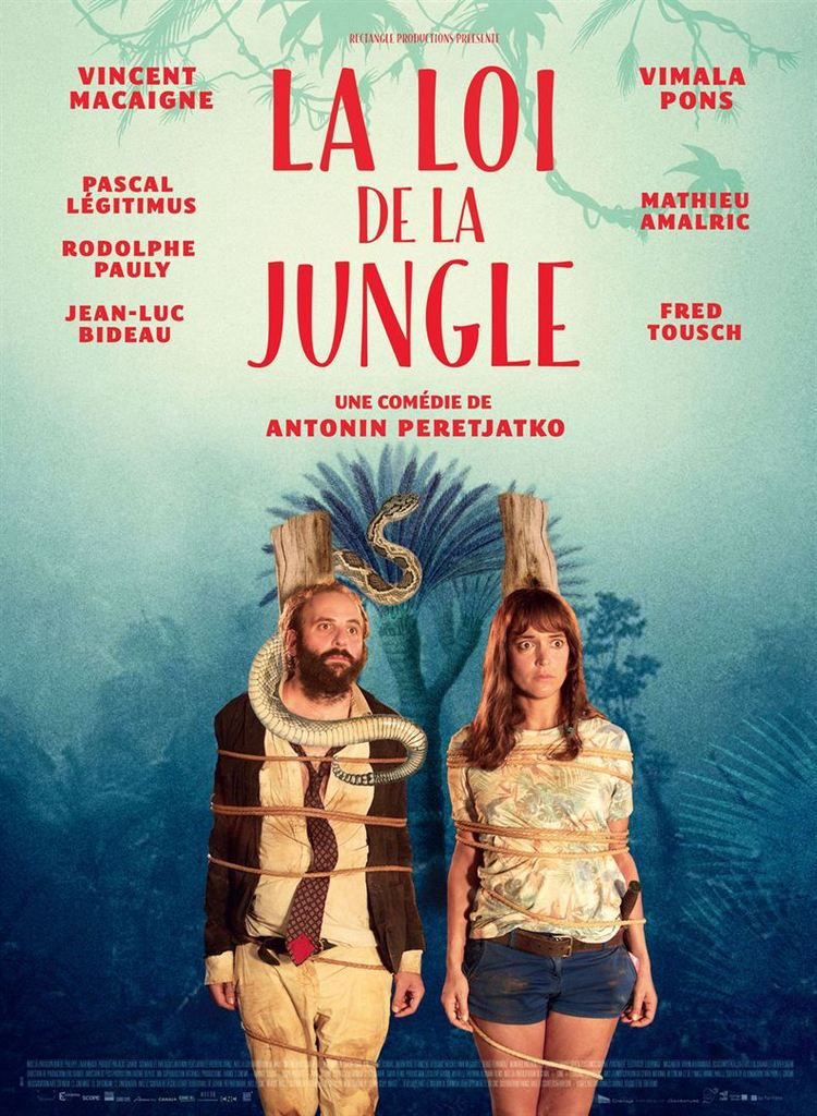 Critique Ciné : La Loi de la Jungle (2015)