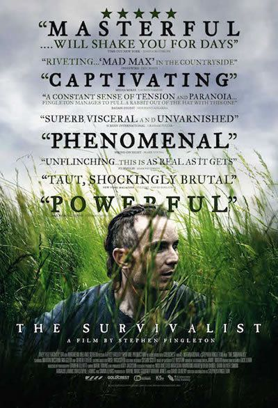 Critique Ciné : The Survivalist (2016)