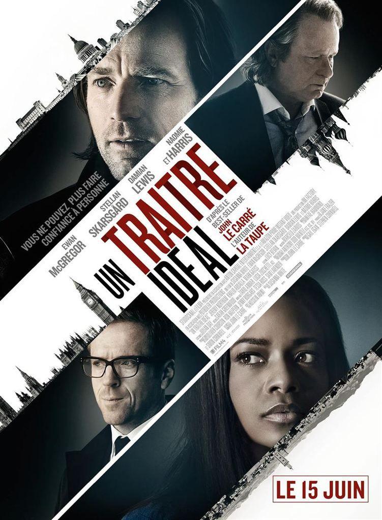 Critique Ciné : Un Traître Idéal (2016)