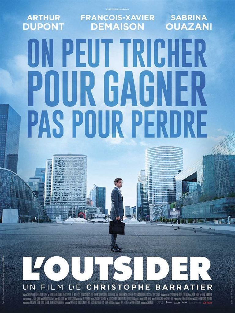 Critique Ciné : L'Outsider (2016)