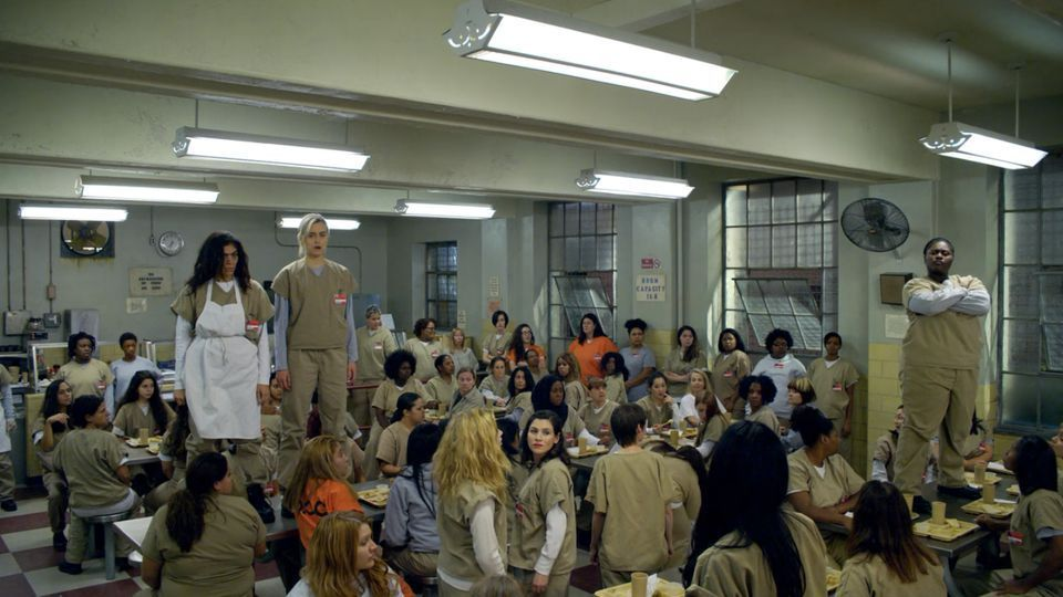 Critiques Séries : Orange is the New Black. Saison 4. Episodes 11 et 12.