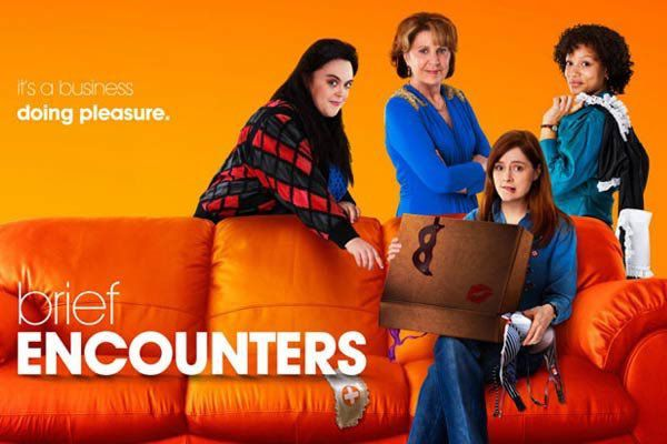 Critiques Séries : Brief Encounters. Saison 1. Pilot (UK).