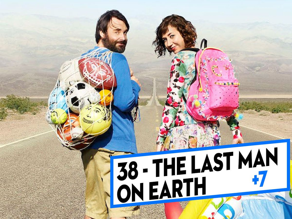 [CLASSEMENT] - 38 - The Last Man on Earth (Saison 2)