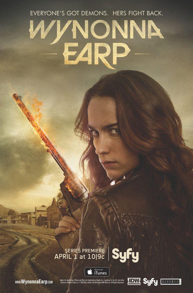 Critiques Séries : Wynonna Earp. Saison 1. BILAN.