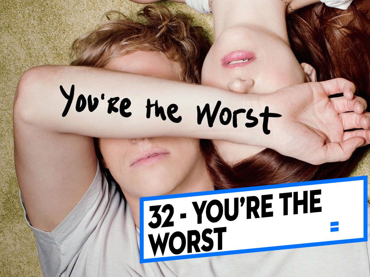 [CLASSEMENT] - 32 - You're the Worst (Saison 2)