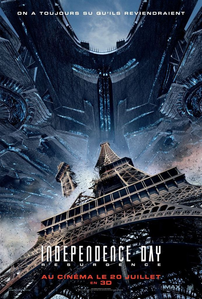 Critique Ciné : Independence Day 2 - Resurgence (2016)